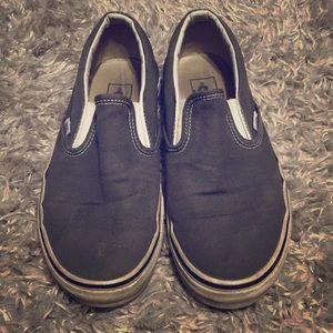 VANS slip in shoes